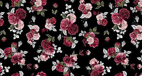 量産型 背景 花の画像(プリ画像)
