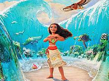 モアナと伝説の海 プリ画像