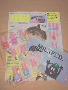雑誌の付録の画像(miniに関連した画像)