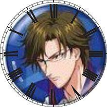 手塚国光で時計加工してみた(*´ω`*) プリ画像