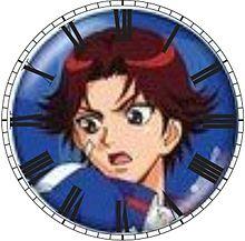 菊丸英二で時計加工してみた(*´ω`*) プリ画像