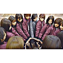 欅坂46 円陣 プリ画像