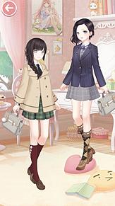 お姉ちゃんの制服かっこいい〜!いいなぁ…の画像(プリ画像)