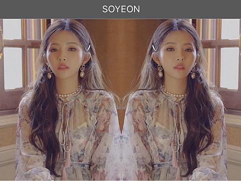 SOYEON   I MADE image 1の画像(プリ画像)