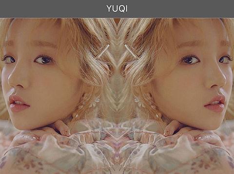 YUQI  I MADE image 1の画像(プリ画像)