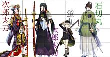 刀剣乱舞のSimejiの画像(大太刀に関連した画像)