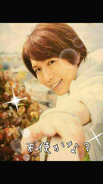 笑顔の神谷さんの画像(プリ画像)