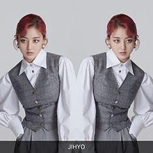 JIHYO × Seventeen Magazineの画像(twiceに関連した画像)