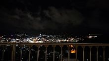 長崎市内の夜景🌉の画像(長崎に関連した画像)