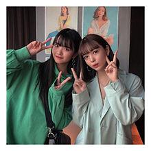 ゆあてぃーとニコル♡の画像(ゆあちぇんずに関連した画像)