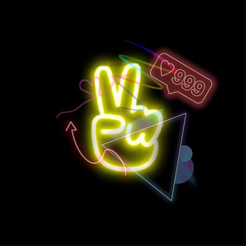 LOVE&Peace♡の画像(プリ画像)