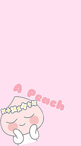 アピーチの画像(カカオフレンズ ピーチ 壁紙に関連した画像)