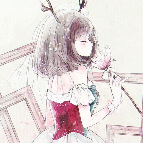 女の子の画像(プリ画像)