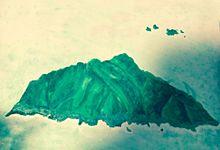 沖ノ島の画像(プリ画像)