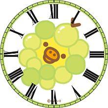 キイロイトリで時計加工してみた(*´ω`*)の画像(時計に関連した画像)