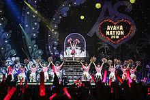 AYAKA NATION 2018 in 横浜アリーナの画像(in横浜に関連した画像)