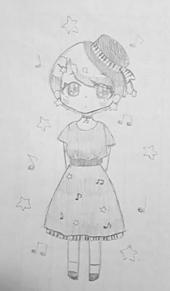 星とピアノの子の画像(ピアノ イラストに関連した画像)