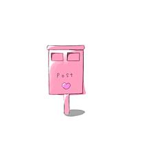 ポスト イラスト 可愛いの画像10点完全無料画像検索のプリ画像