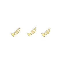 吹奏楽部コンクールトランペットパート金管楽器金管バンドポエム素材の画像(金管楽器に関連した画像)