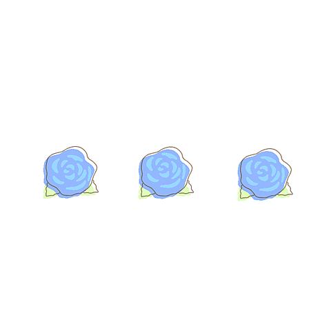 バラ花植物ポエム素材の画像(プリ画像)