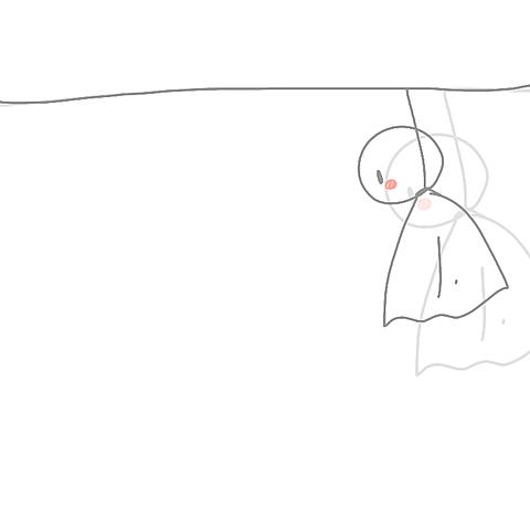 ポエム素材まふまふまふてるてるてる坊主雨歌い手の画像(プリ画像)