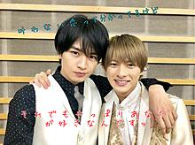 健人&紫耀 プリ画像
