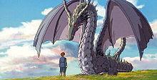 龍と人2の画像(プリ画像)