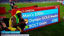 人類最速。の画像(ウサイン・ボルトに関連した画像)
