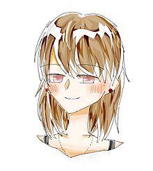 女の画像(おえかきに関連した画像)