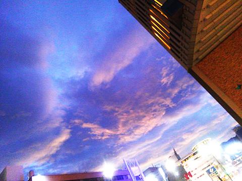 夕焼けの画像(プリ画像)