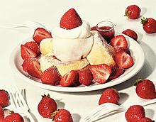 スフレパンケーキ プリ画像