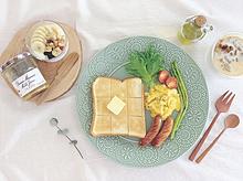 朝食 プリ画像
