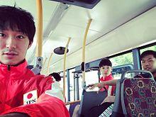 キャプテンマサさんバスにての画像(山内晶大に関連した画像)