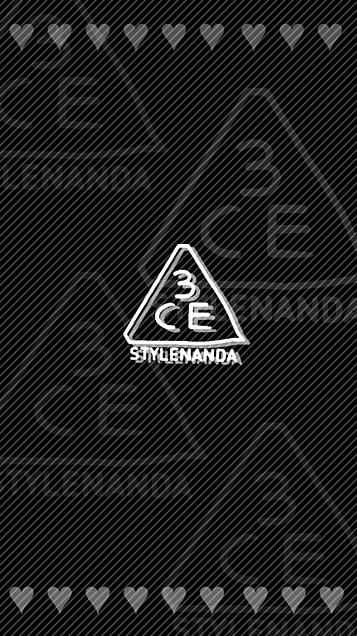 3CE ロック画面 ¨̮ (( 保存する前に詳細の画像 プリ画像