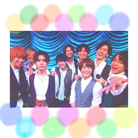 Hey! Say! JUMP 加工画の画像(プリ画像)