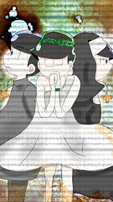 松野あや松さんのリクエストの画像(寒色に関連した画像)