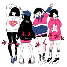 4人 かわいい ペア画 女の子の画像22点完全無料画像検索のプリ画像bygmo