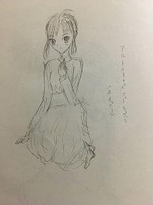 Fateセイバー描いてみたの画像(プリ画像)