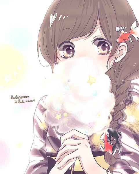 綿菓子。の画像 プリ画像