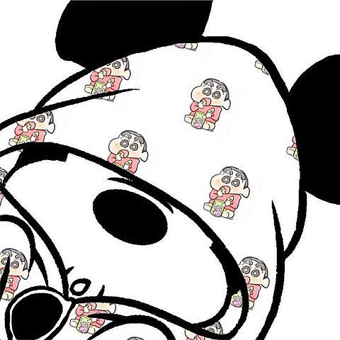 ミッキー  クレヨンしんちゃんの画像 プリ画像
