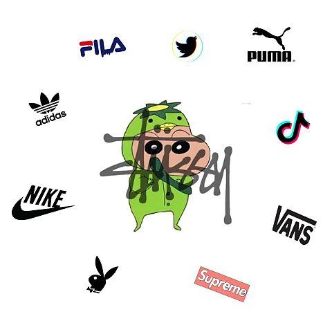 #クレヨンしんちゃん#ロゴ#ストゥーシーの画像(プリ画像)