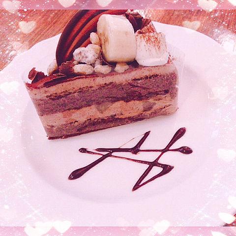 ケーキ(⸝⸝⸝ᵒ̴̶̷ ⌑ ᵒ̴̶̷⸝⸝⸝)の画像(プリ画像)