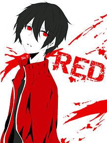 RED   プリ画像