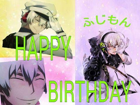 HAPPYBIRTHDAY (*・∀・*)の画像(プリ画像)