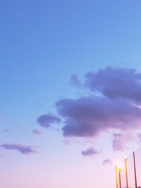夕空の画像(プリ画像)