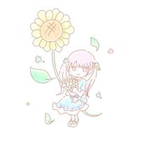 パステルカラーゆめかわいい花恋きれい プリ画像