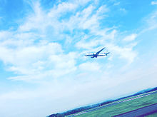 飛行機✈️✈️ プリ画像