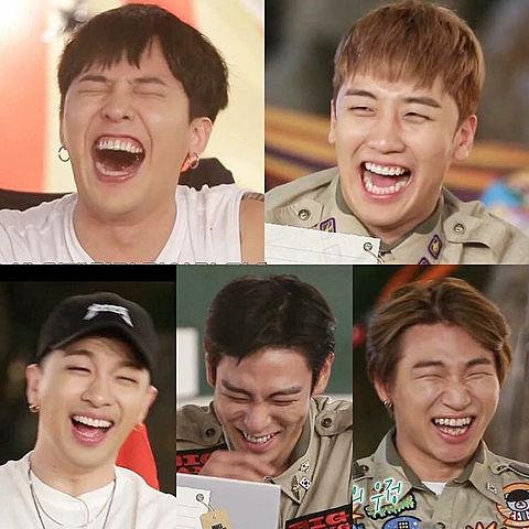 BIGBANG笑顔の画像(プリ画像)
