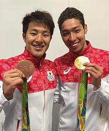 メダルおめでとうございます!