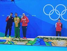 銀メダルが3人!?